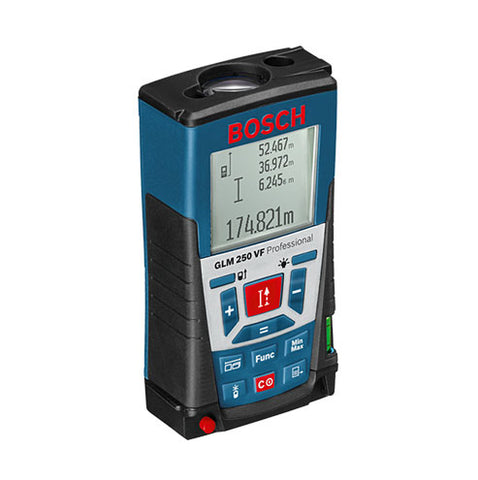BOSCH Blue Laser Measure GLM 250 VF