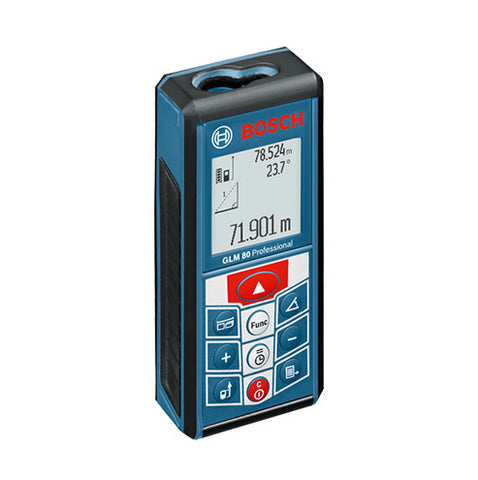 BOSCH Blue Laser Measure GLM 80
