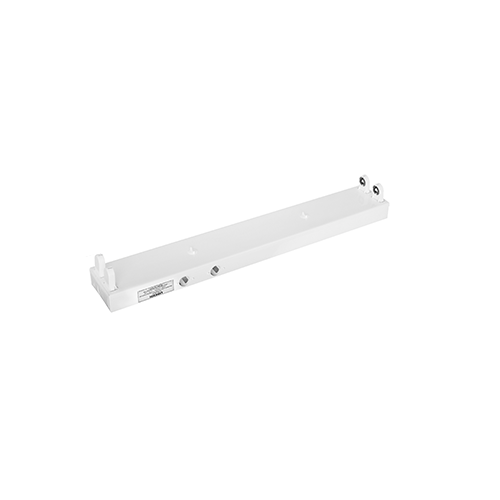 Eurolux 2 x 18W Open Channel Fluorescent Fitting