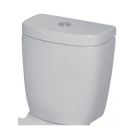 VAAL Hibiscus Elite Close Coupled Toilet Cistern - Top Flush