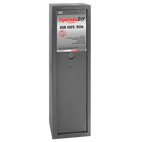 Xpanda 5 Rifle and Gun Safe - SABS Approved | Gun Safe
