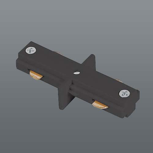 3 Wire Slim Track Linear Joint - Black