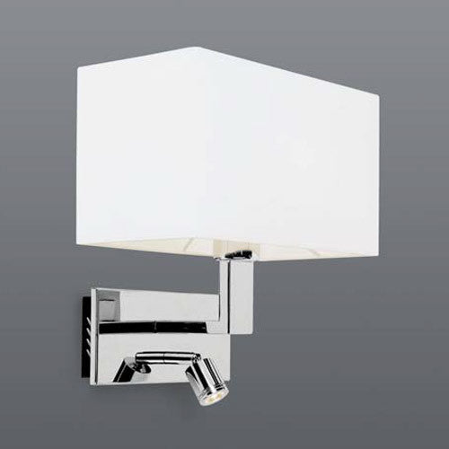 Spazio Sola Wall Light with LED Reading Light