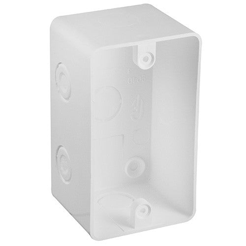 Crabtree Wall Box 100mm x 50mm x 36mm