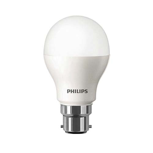 Philips LED Essential Bulb A60 B22 7W 720lm Cool Daylight