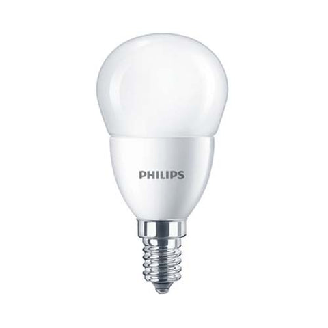 Philips LED Essential Lustre E14 6.5W 550lm Warm White