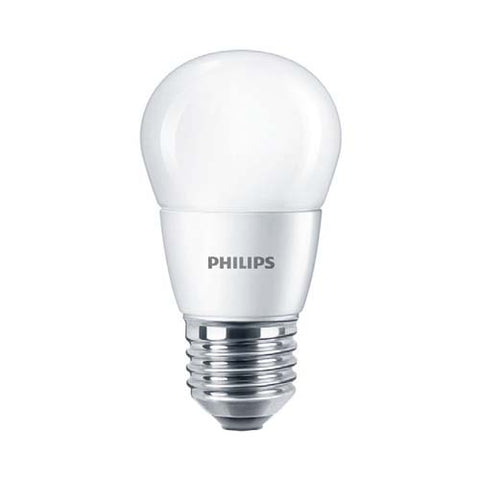Philips Essential LED Lustre E27 6.5W 550lm - Warm White