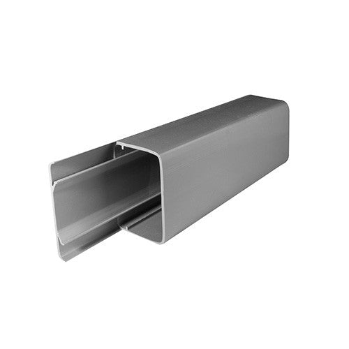 Crabtree Cable Line Trunking CLT/6 100mm x 100mm x 3m Grey