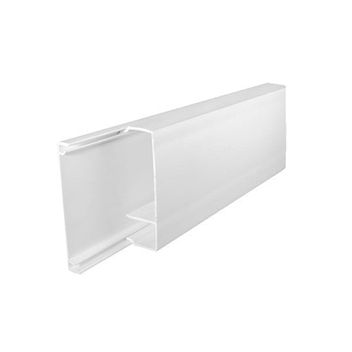 Crabtree Pvc Trunking Nbt 4 Tc 100mm X 40mm X 3M