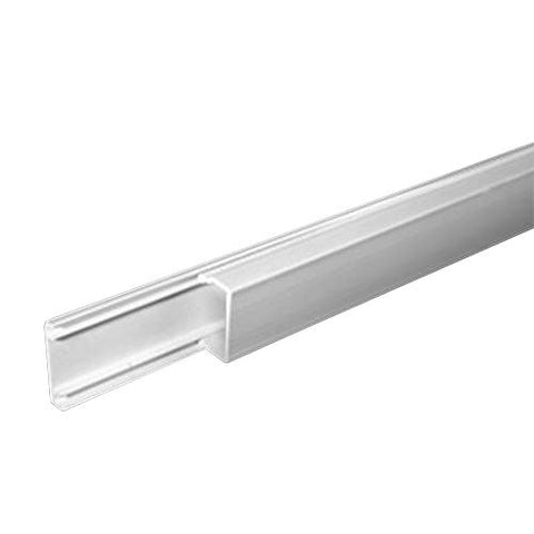 Crabtree Mini Trunking Yt 2 25mm X 16mm X 3M
