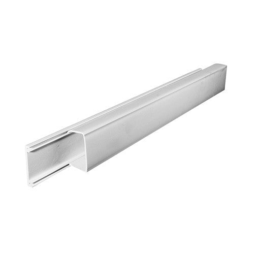 Crabtree Mini Trunking Yt 4 40mm X 25mm X 3M