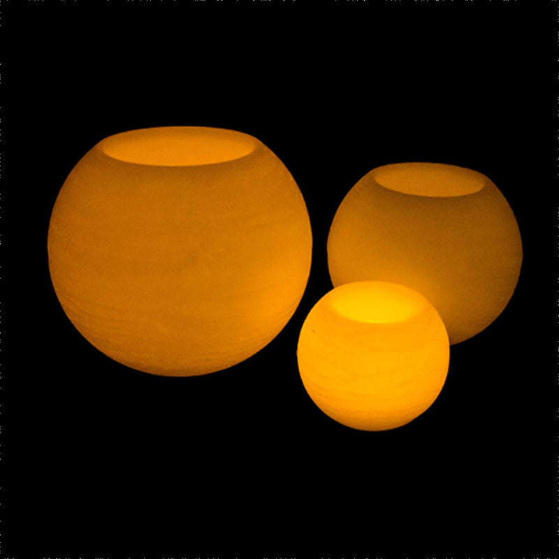 LED Flameless Candle Lights (3pc)
