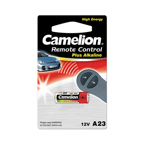 Remote Control Battery (1 Piece Blister Pack)