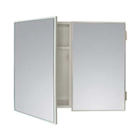 Wildberry Bathroom Cabinet Double Door With Mirro