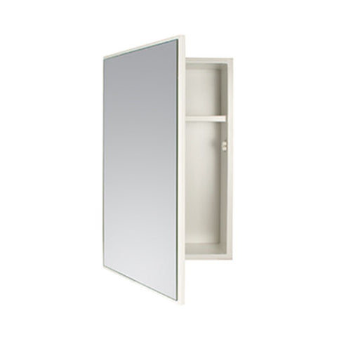Wildberry Bathroom Cabinet Single Door With Mirror