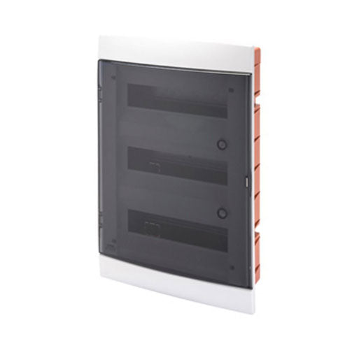 Gewiss 40 Cdi Range Distribution Board 3X12M Smoked Door