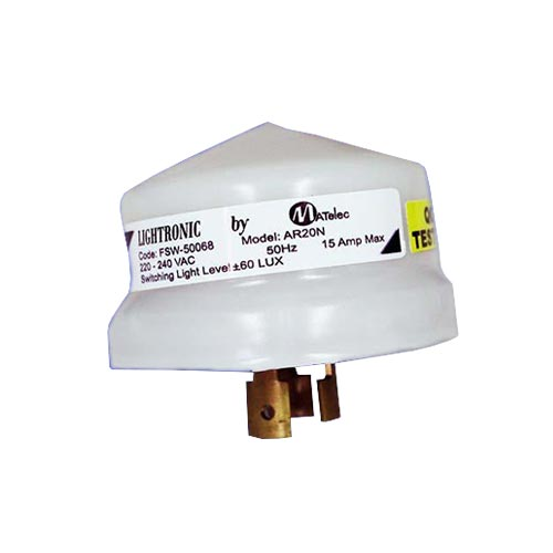 Matelec Day Night Switch Nema Ar20N