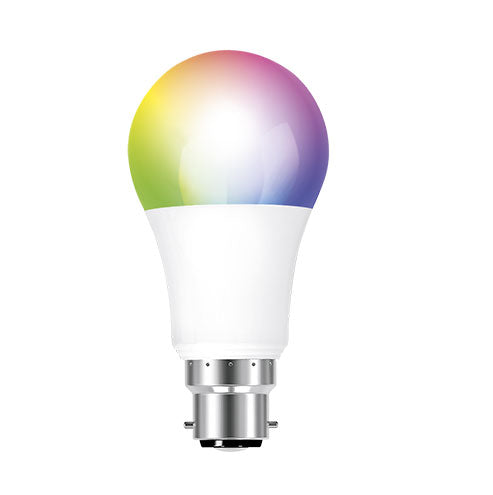 Aurora AOne Smart RGB & White Tunable GLS Lamp B22