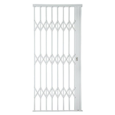 Xpanda Alu-Glide Plus Security Gate - 1000mm White