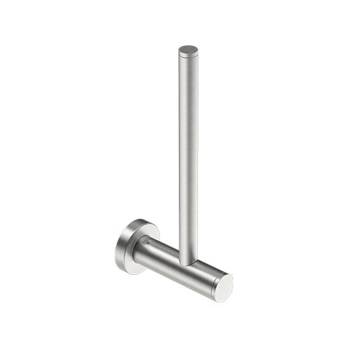 Bathroom Butler 4604 Spare Paper Holder - Brushed Stainless Steel