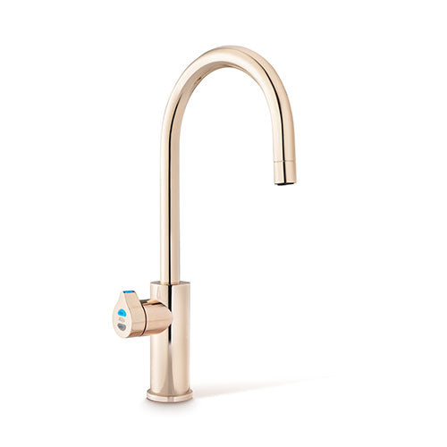 Franke Zip G4 Hydrotap Bcs Rose Gold Arc Boiling Chilled Sparkling