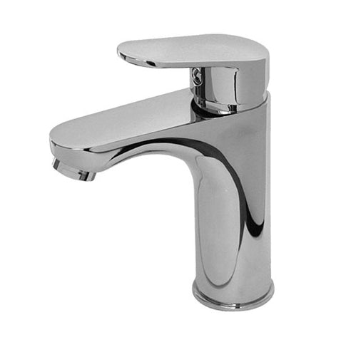 BluTide Bore Basin Mixer 100mm