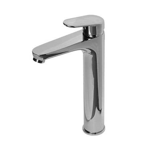 BluTide Bore High Basin Mixer 210mm