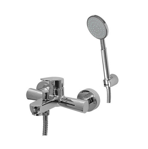 BluTide Bore Bath Mixer Wall Type