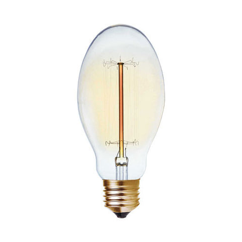 Bright Star E27 60W Carbon Filament Pear Bulb