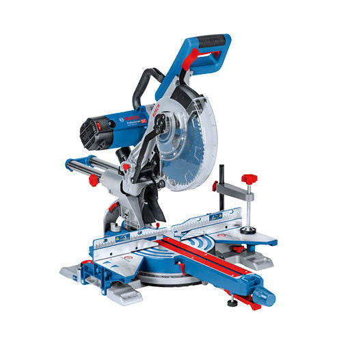 Bosch Blue Hd Compound Mitre Saw Gcm 350 254 1800W