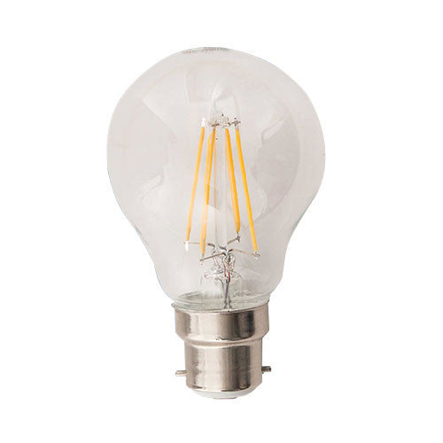 Bright Star LED Filament Bulb B22 4W 400lm - Warm White