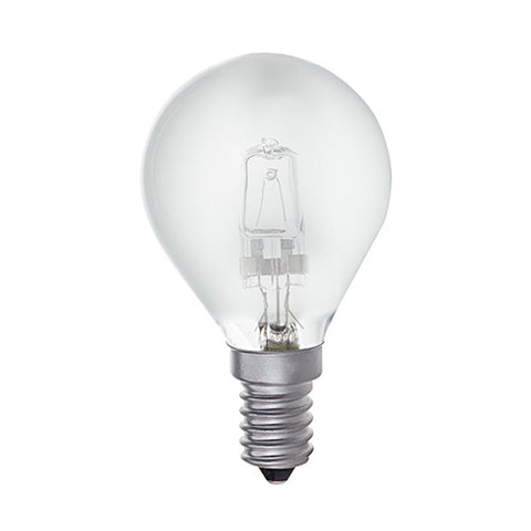 Bright Star E14 Halogen Frosted Golf Ball 42W