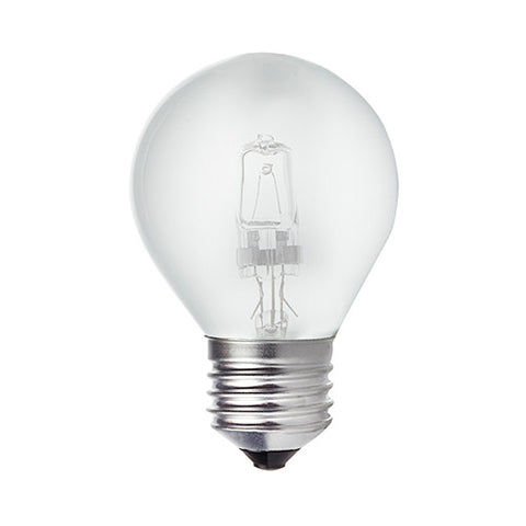 Bright Star E27 Halogen Frosted Golf Ball 42W.