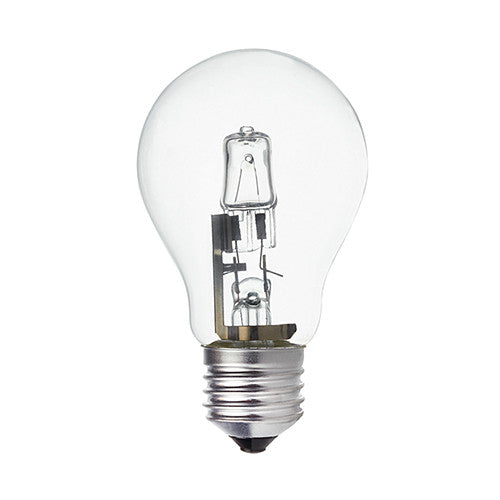 Bright Star Halogen Energy Efficient Bulb E27 42W - Warm White