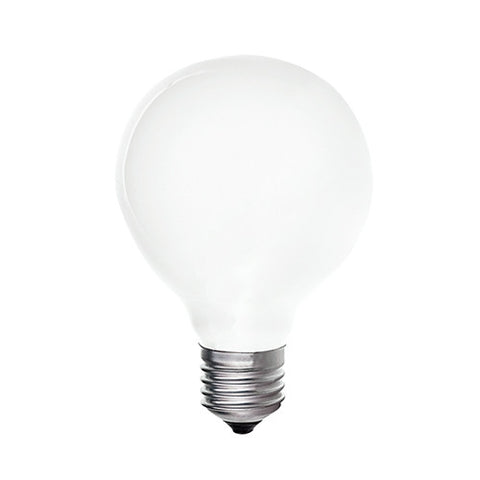Bright Star E27 Energy Efficient Halogen Opal Bulb 70W G80