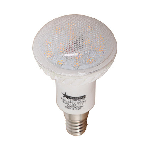 Bright Star E14 LED Cool White Bulb 4 5W R50