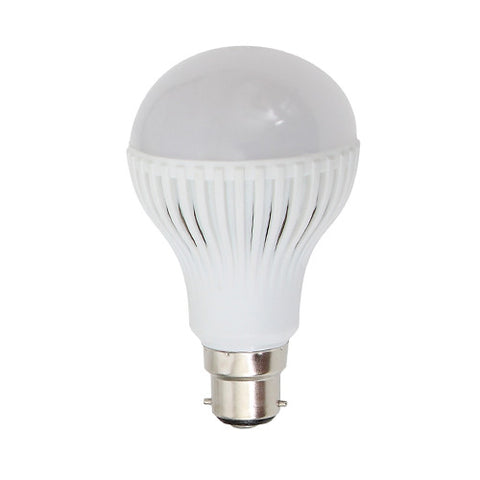 Bright Star B22 LED Cool White Frosted Bulb 9W