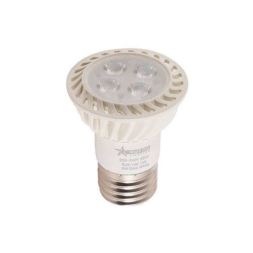 Bright Star LED Bulb E27 5W 320lm - Cool White