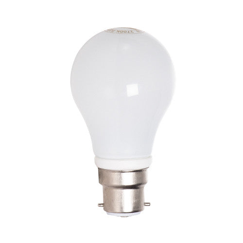 Bright Star LED Frosted Full Vision Bulb B22 6W 500lm Warm White