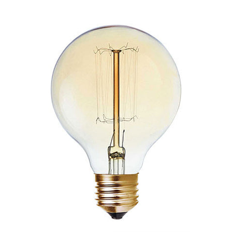 Bright Star E27 60W Carbon Filament Bulb 80mm BULB 710
