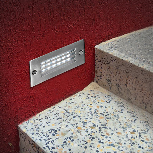 Bright Star LED Stainless Footlight 1