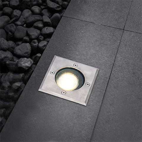 Bright Star Square Recessed Ground Light