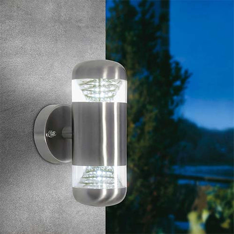 Bright Star LED, Up & Down Facing Wall Light