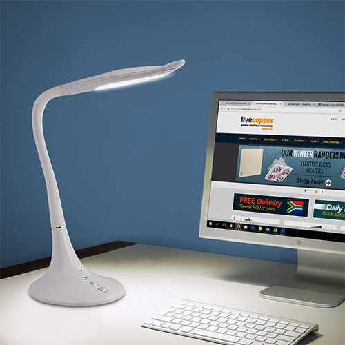 Bright Star LED Desk Lamp With Touch Sensor Switch 1