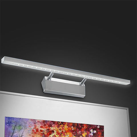 Bright Star Polished Chrome LED Picture Light