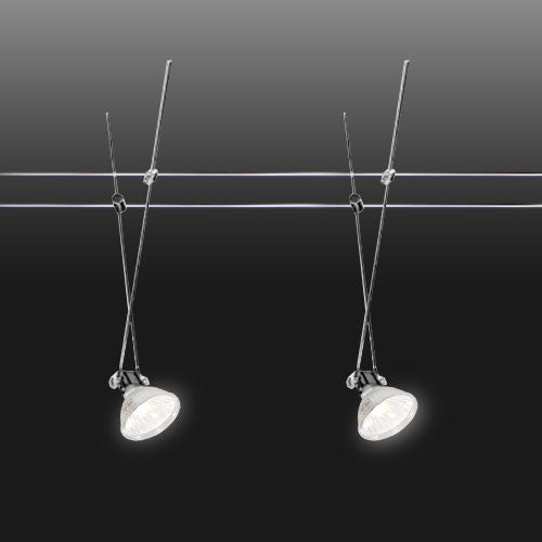 Bright Star Wire Track Light Kit 5M Mr16