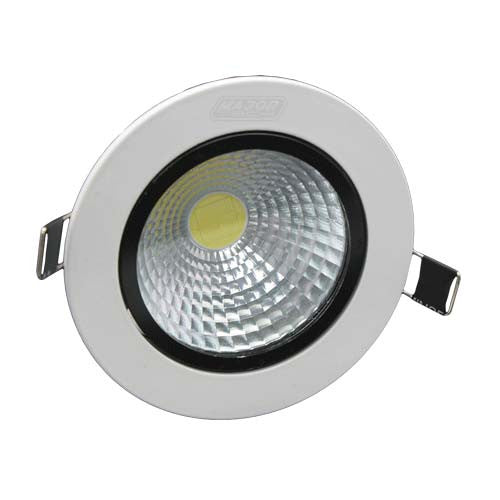 Major Tech LED Downlight 5W C2W