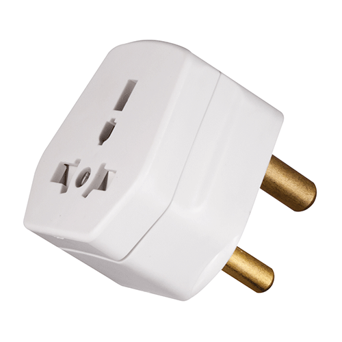 Crabtree Plug In Adaptor International
