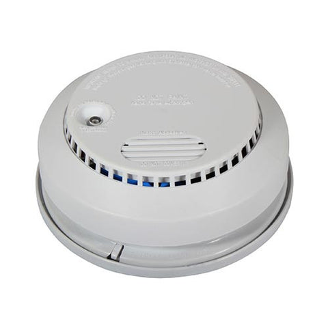 Eurolux Smoke Detector With Photoelectric Sensor
