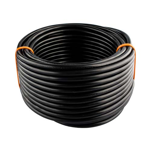 Cabtyre Cable 3 Core 1 5mm Black 10 To 100M